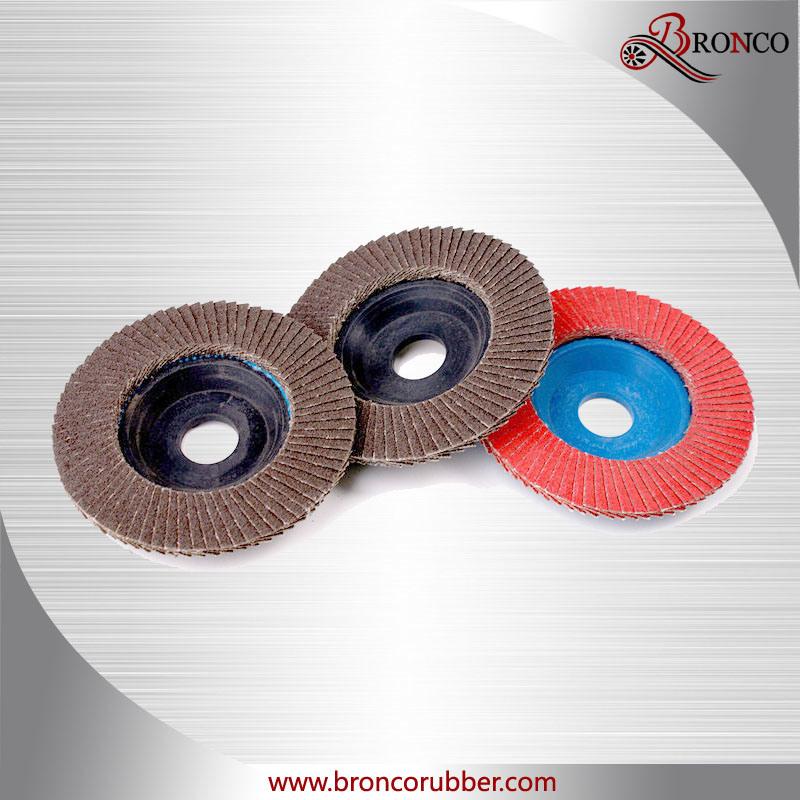 Aluminum Oxide Flap Disc with Nylon Backing