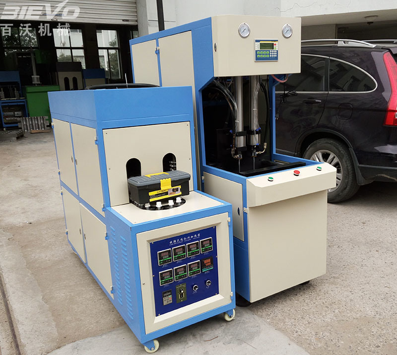 Semi Automatic Blowing Machine for 5 Liter Bottle