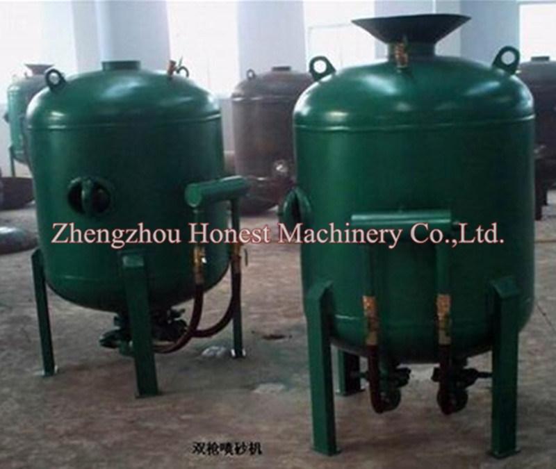 China Manufacture Electric Sandblasting Machine