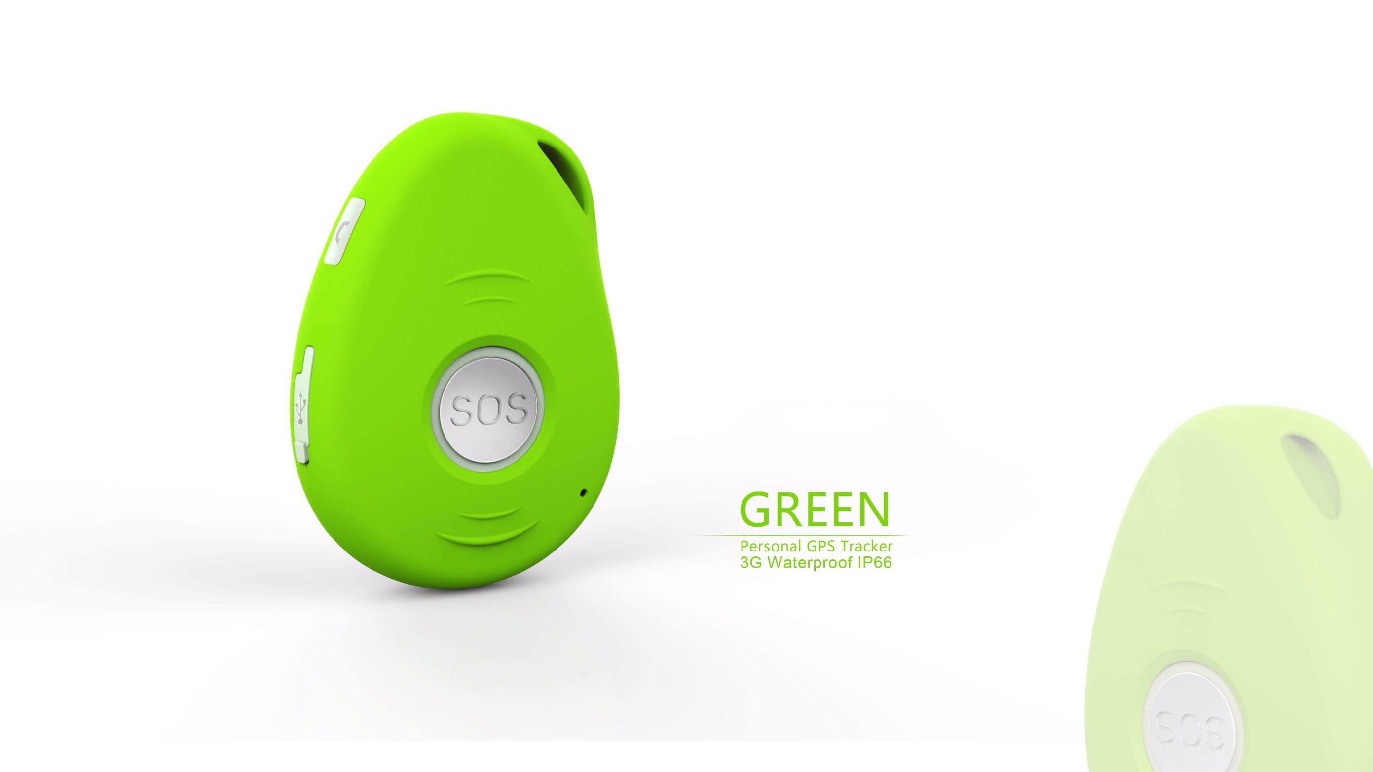 3G Cheapest GPS Tracking Device for Children /Elderly with 3G Waterproof Sos Emergecny Button GPS Tracker by Voice