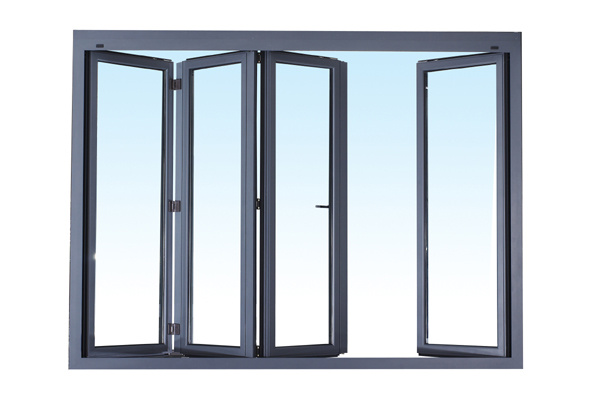 As2047 Certificed Double Glazed Aluminum in-Swinging Casement Window