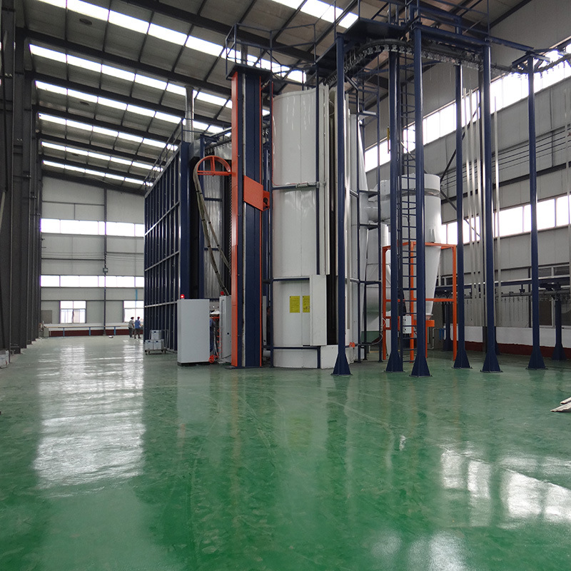 Aluminum Vertical Coating Line