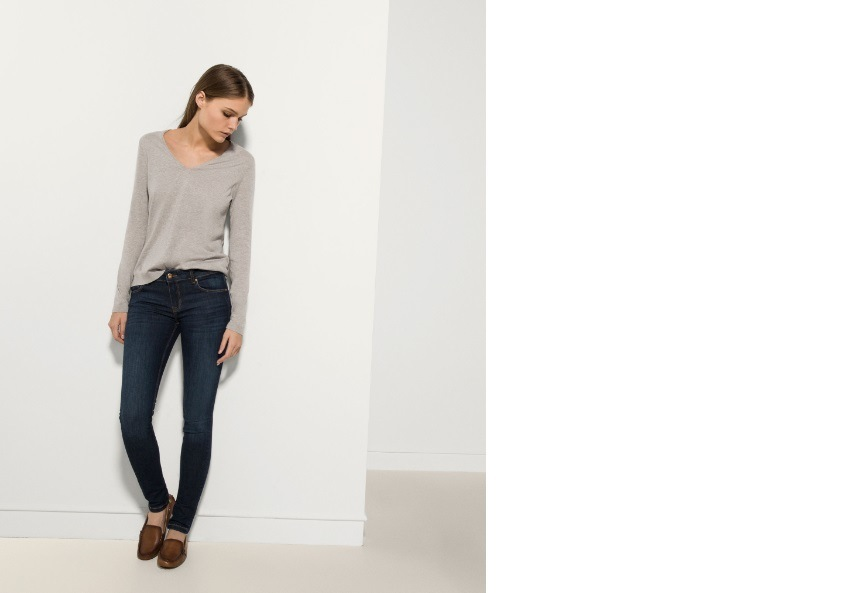 Fashioned Women Skinny Jeans