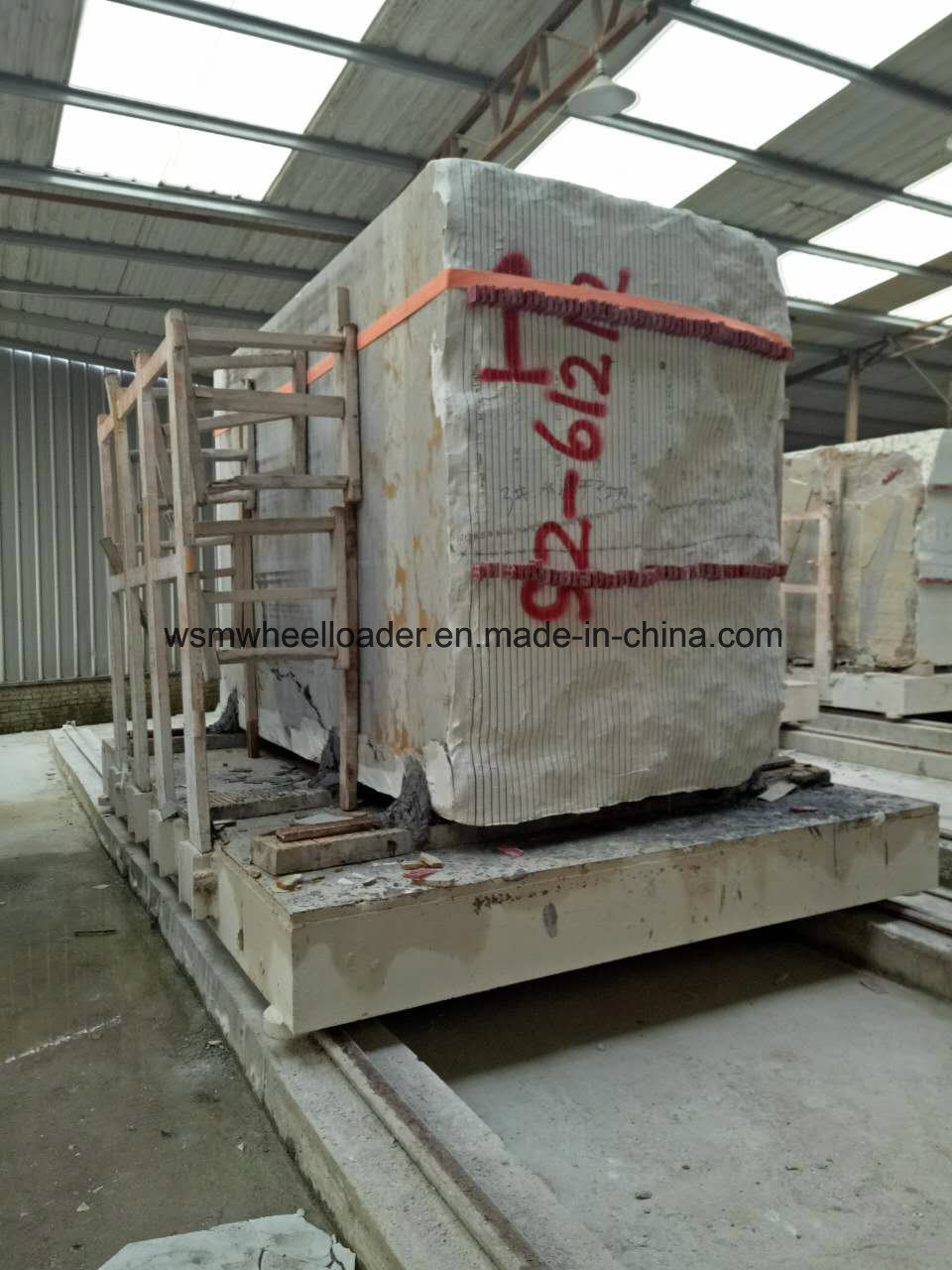 100 Gang Saw Machine for Marble