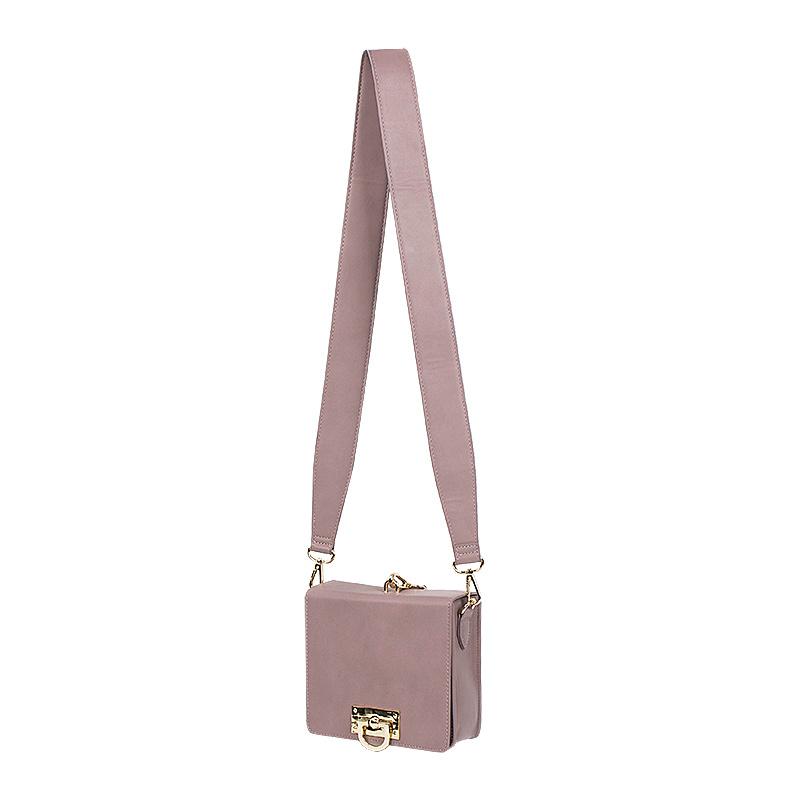Fashion Square PU Crossbody Bag Ladies Shoulder Bag