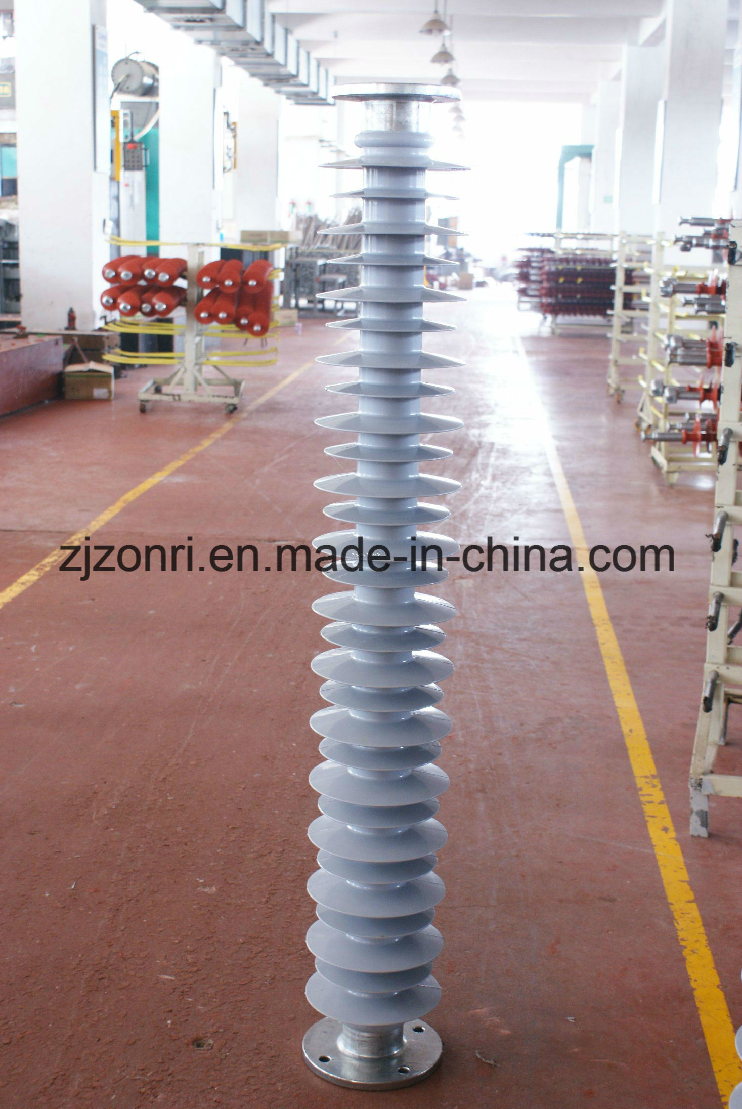 Composite Post Insulator (FZSW-110/10) 110kv 10kn