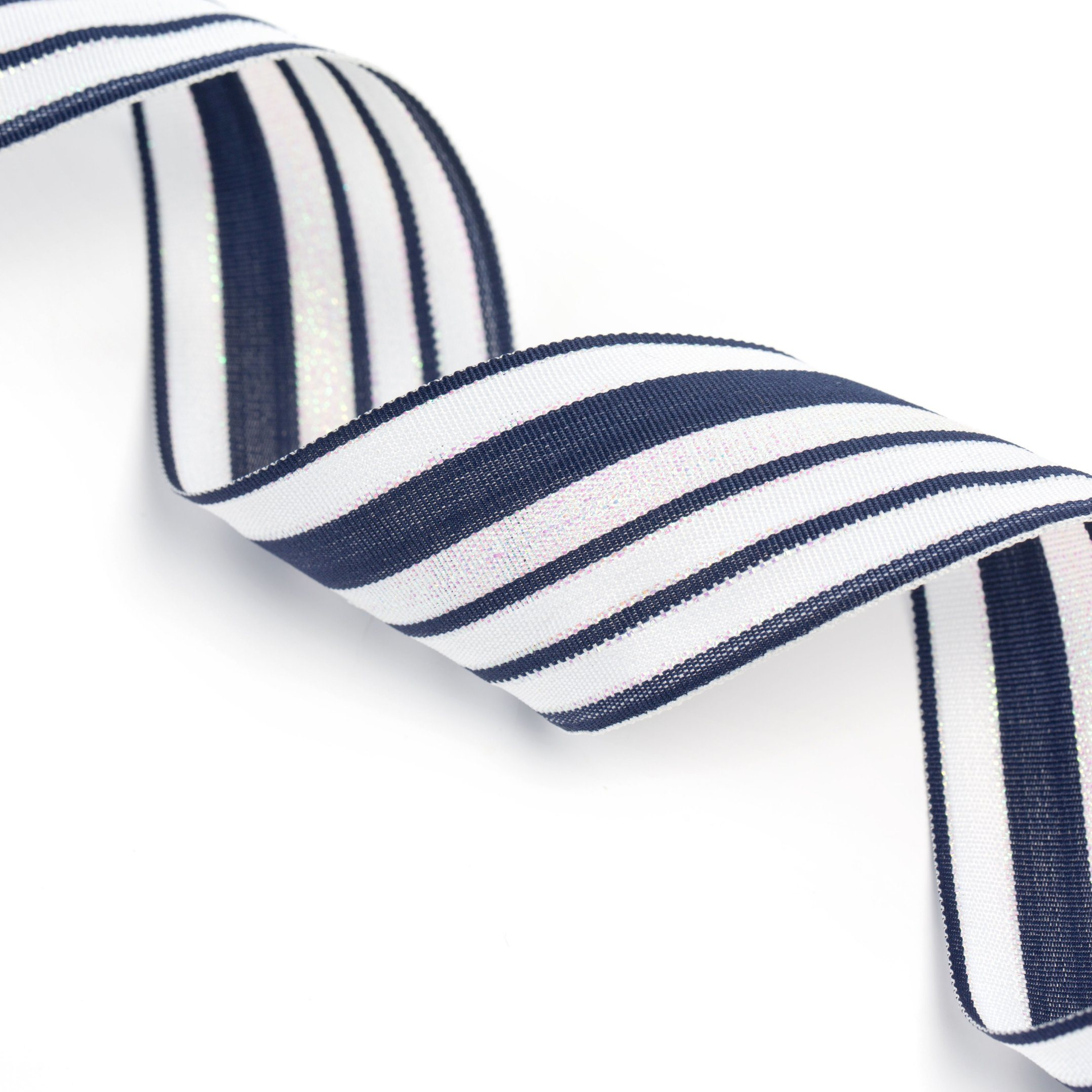 The Five-Colors Wire Polyester Ribbon