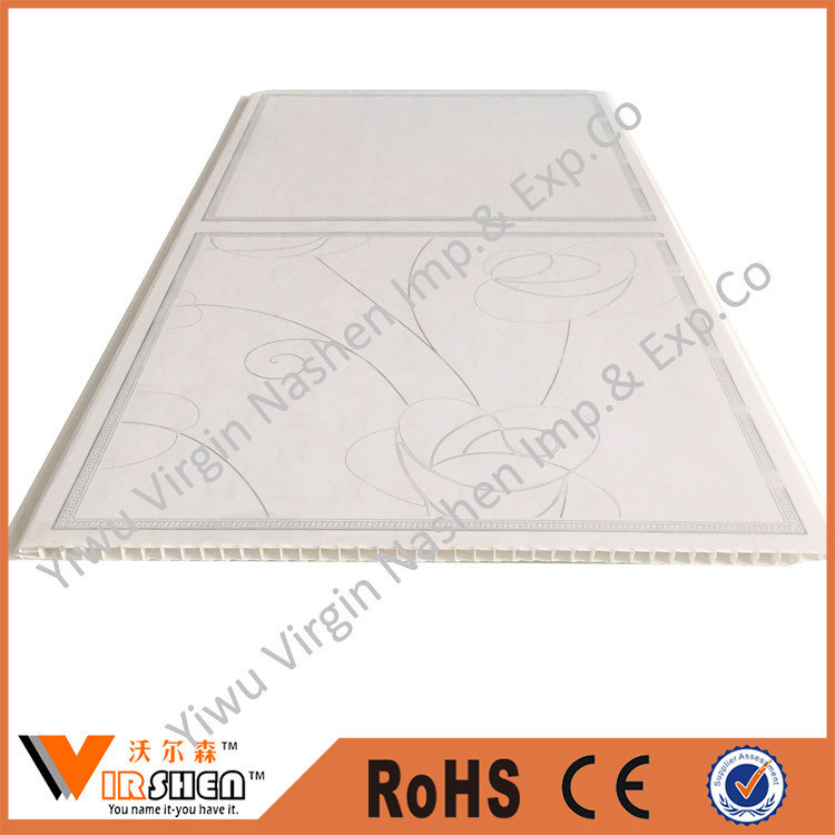 Simple Design Wall Decorative PVC Ceiling Panel