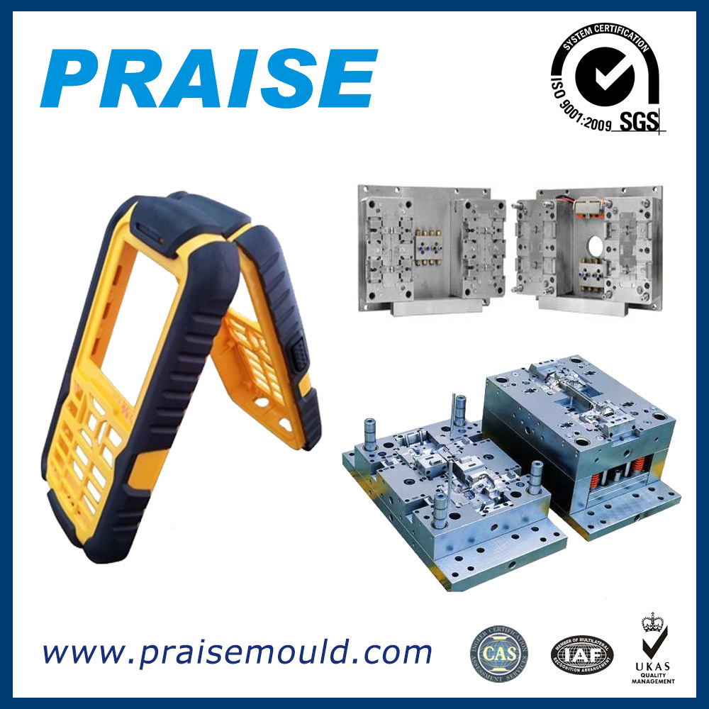 Plastic Mould Manufacturer Double Color Injection Molding for Auto, Home, Medical Instrument Plastic