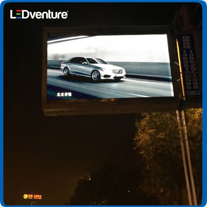 pH8 Outdoor Full Color SMD LED Display for Advertising