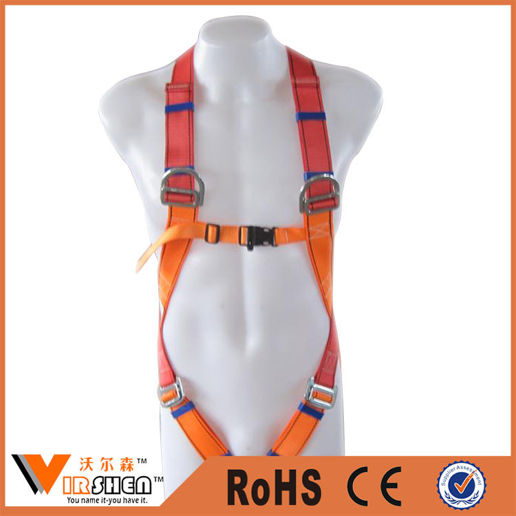 Rock Mountain Adjustable Outdoor Climbing Safety Harness Industrial Construction Safety Belts