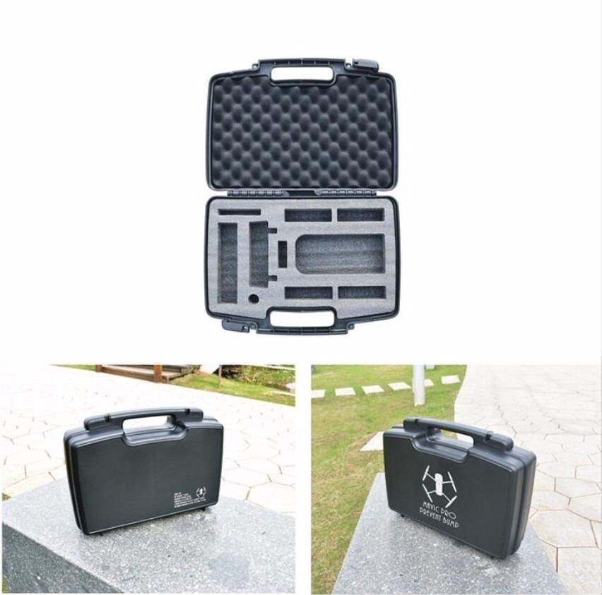 Portable Hardshell Suitcase Waterproof Backpack Handheld Box Case