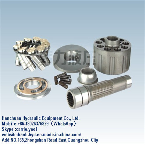 Cat320c Double Pump Parts (Cat series)