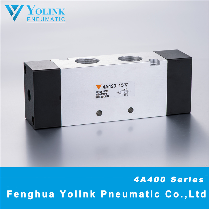4A410 Series Exterior Control Pneumatic Valve