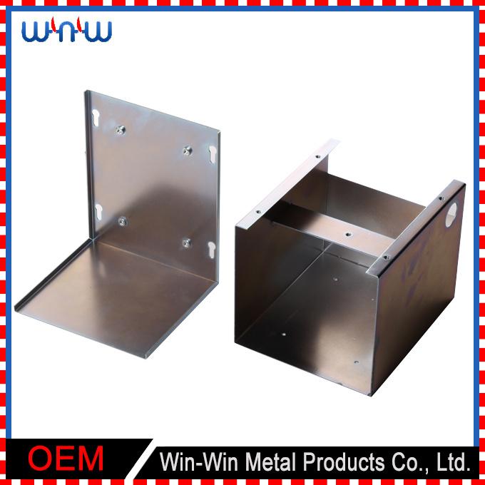 Custom Stainless Steel Metal Enclosure Electrical Ground Junction Box