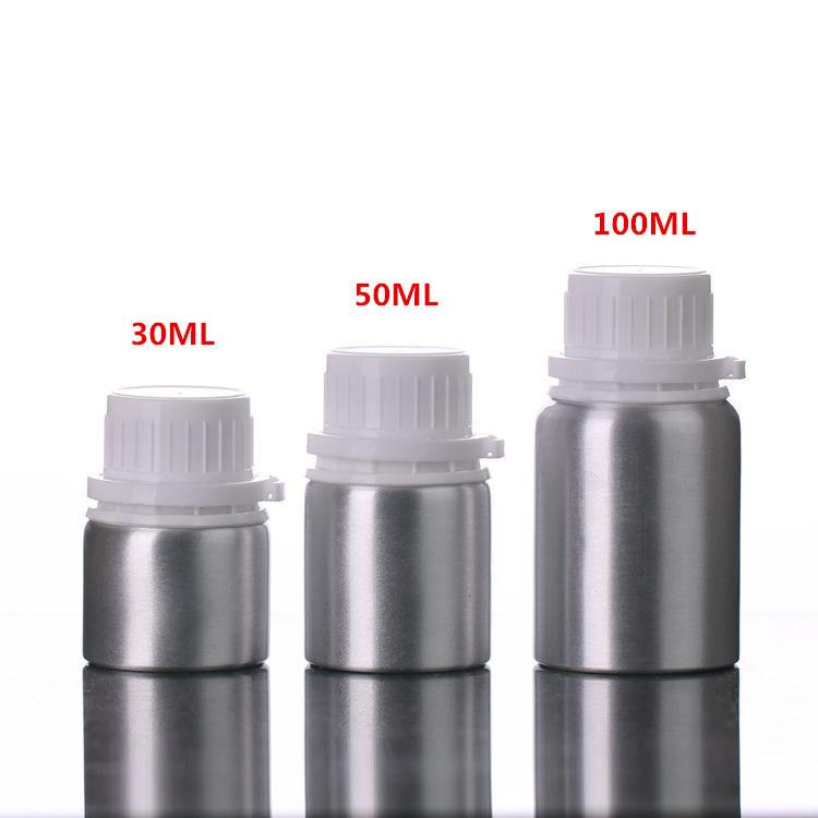 Wholesale Empty Aluminum Essential Oil Bottle