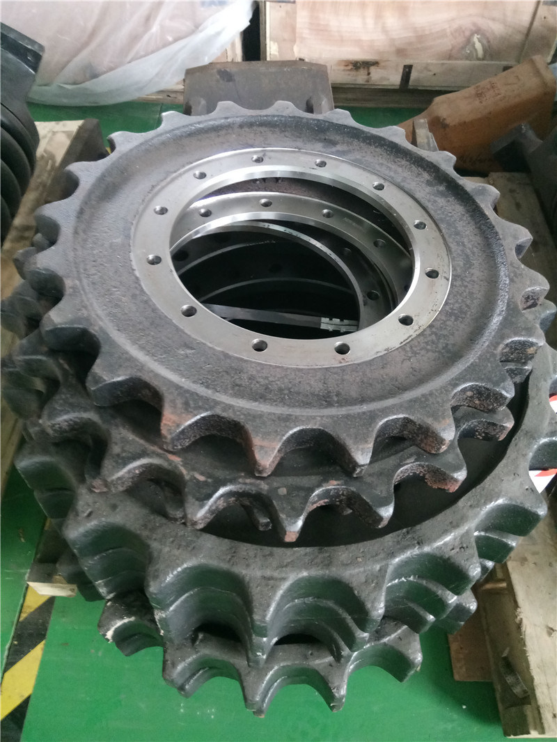 The Sany Excavator Parts Sprocket for Sany Hydraulic Excavator