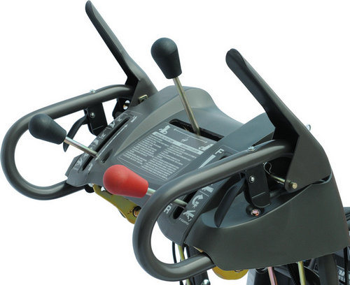 "375cc 30"" Chain Drive Snow Sweeper"