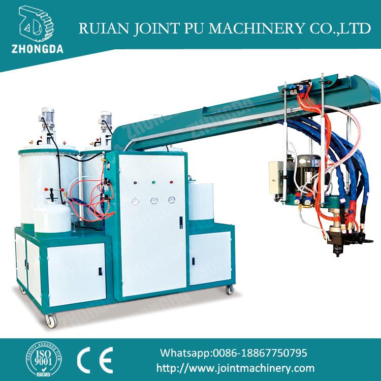 PU Fomaing Machine Double Corlor&Double Density