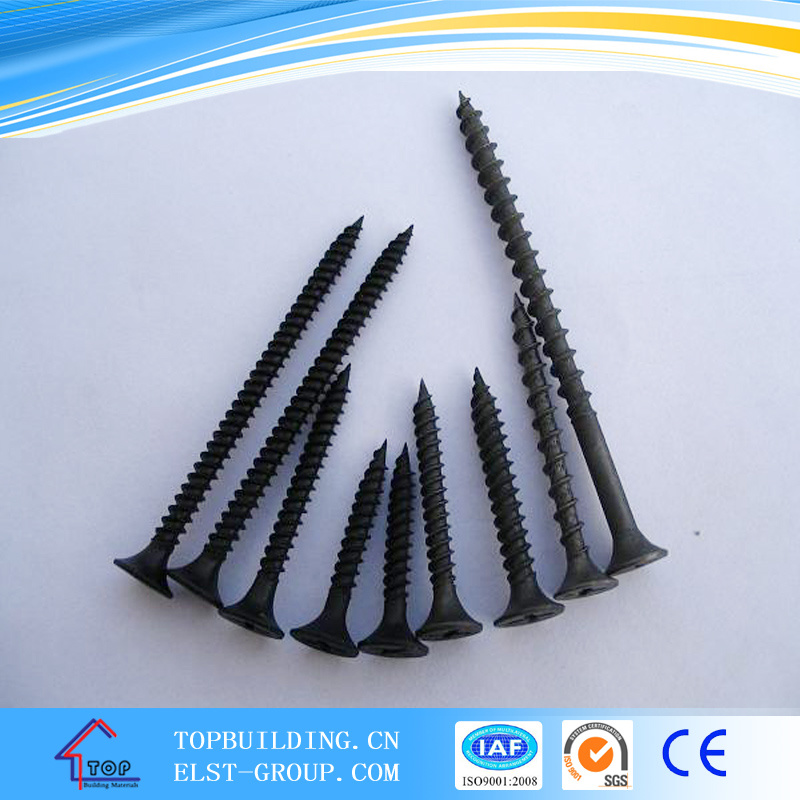 Self Tapping Screw/Drywall Screw/Black Tapping Screw 3.5*35mm