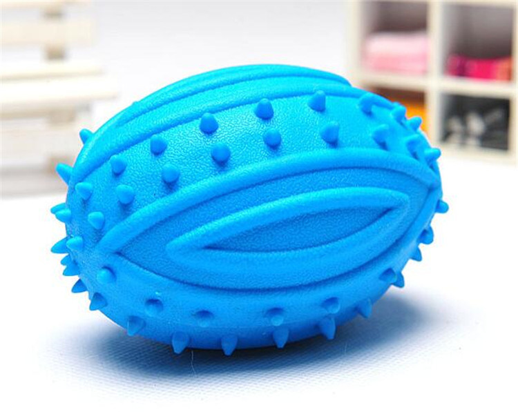 Hot Selling! Pet Dog Voice Sound Ball Toy Feeding Food Ball, Squeaky Ball Dog Toys
