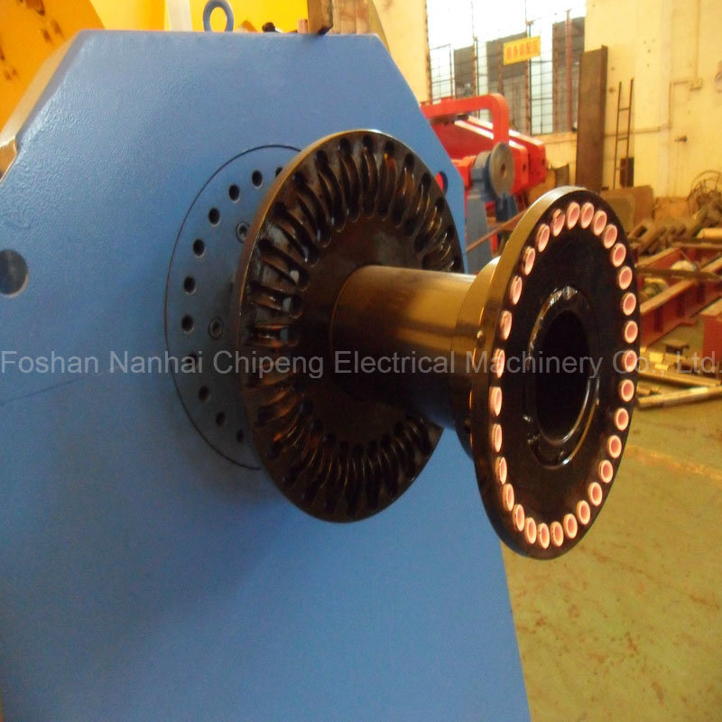 High Efficiency Aluminium Copper Cable Equipment for BV, Bvr, Rvv