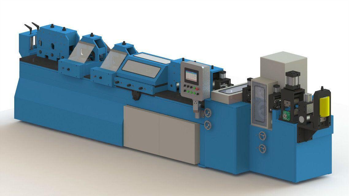Fin-Bar Calibration Machine (ZZBJ-120)