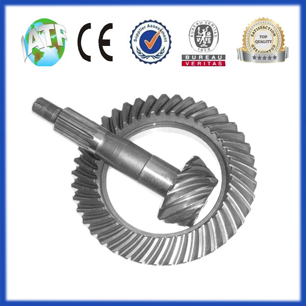 Pickup Turck Rear Axle Spiral Bevel Gear Ratio: 8/41