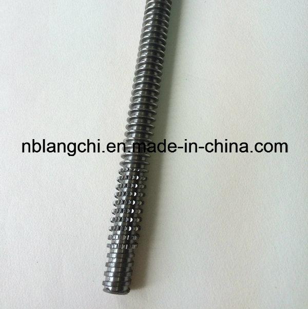Thin Thread Tooth Trapezoidal Thread Rod Roller Lead Screw Tr12X3