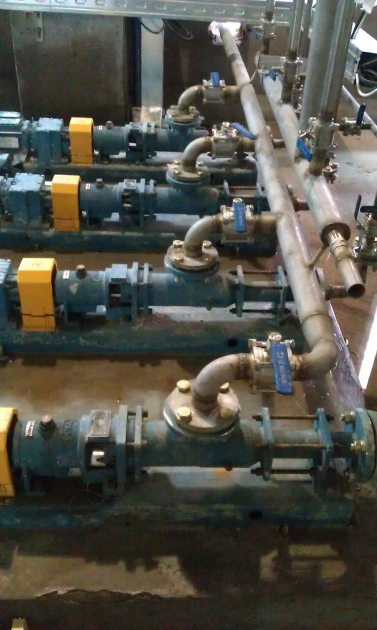 Screw Pump-Single Screw Pump-P. C Pump