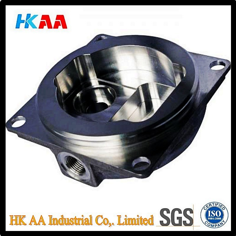 Aluminum ADC10 (Stainless Steel) Precision Mechanical Parts Forging and Machining