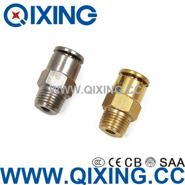Brass/ Stainless Steel Air Compressor Fittings Pipe Joint
