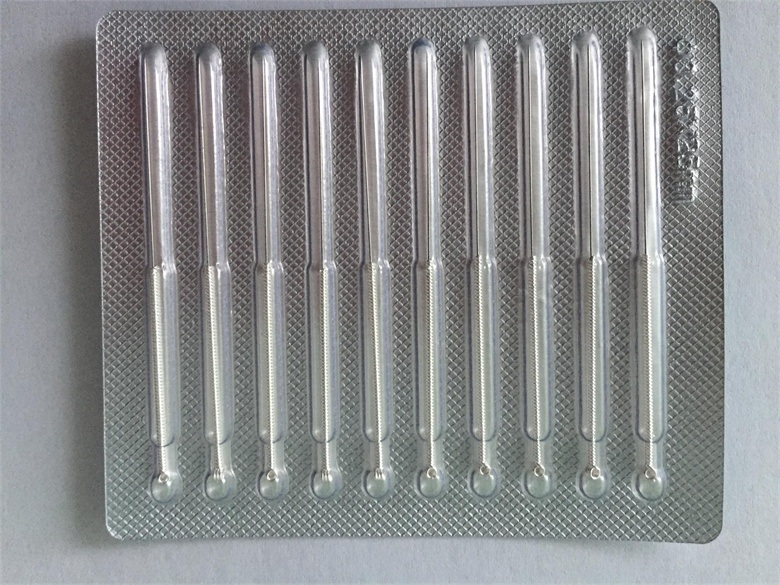 Disposable Needle Individual with Aluminum Blister
