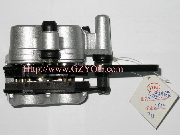 Motorcycle Parts, Motorcycle Brake Caliper Shineray-200 Xy200 Gy200