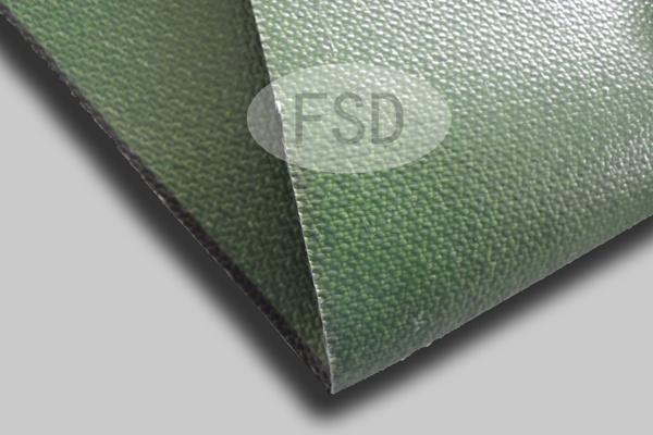 PVC Coating Fiberglass Fabric