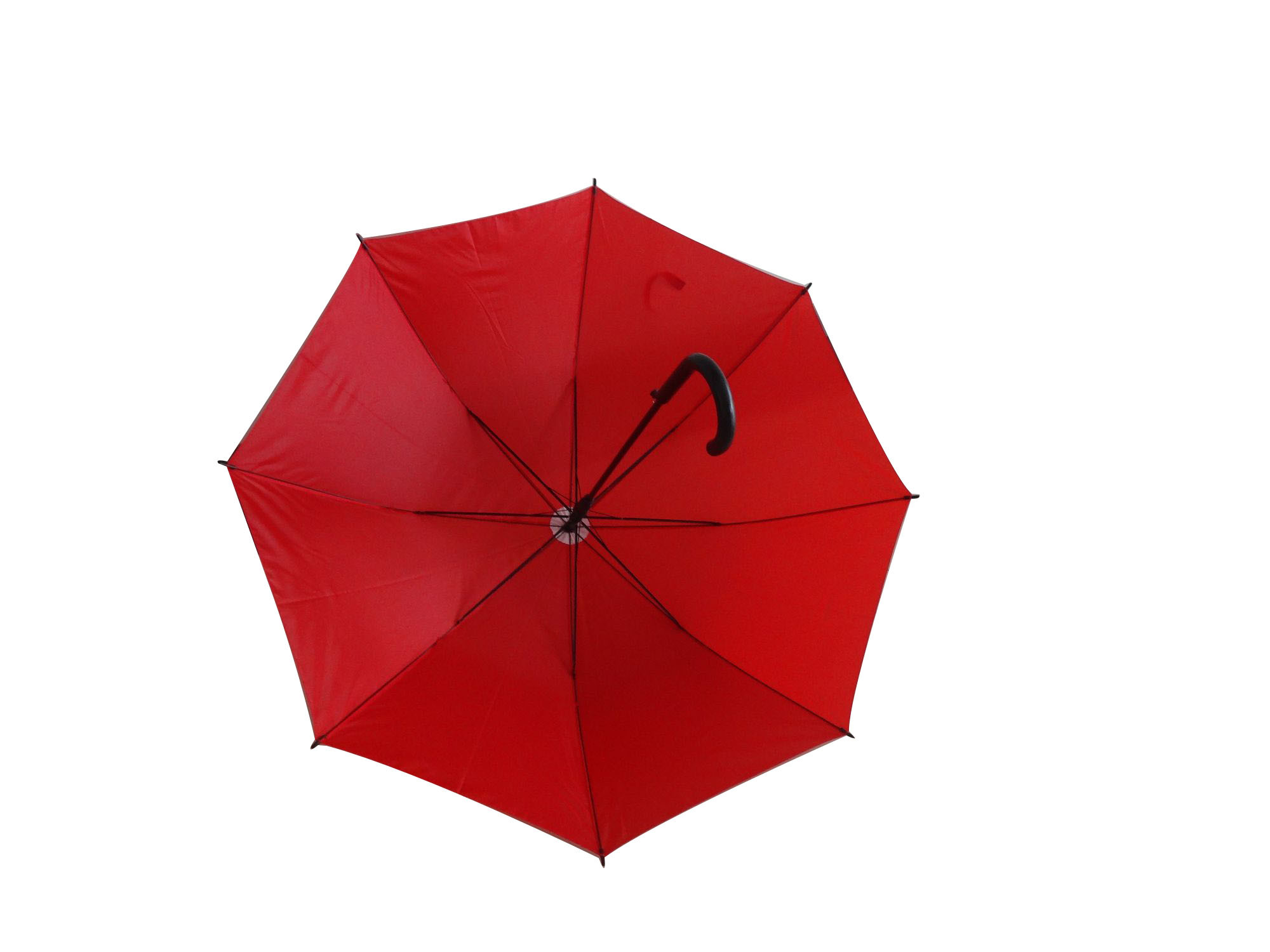 "23"" 8 Panels Auto Open Round Rib Straight Umbrella (SU029)"