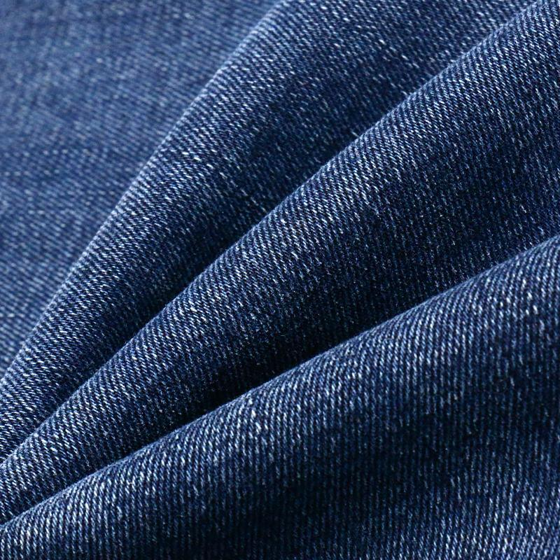 Woven Cotton Spandex Denim Fabric for Jeans