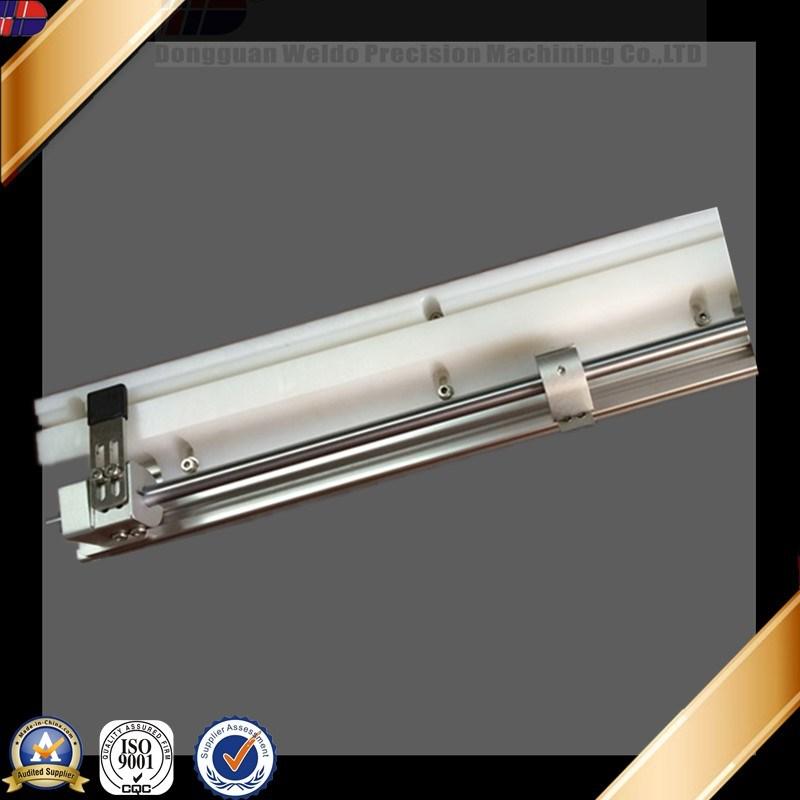 Aluminum Alloy Precision Lathe Parts CNC Part