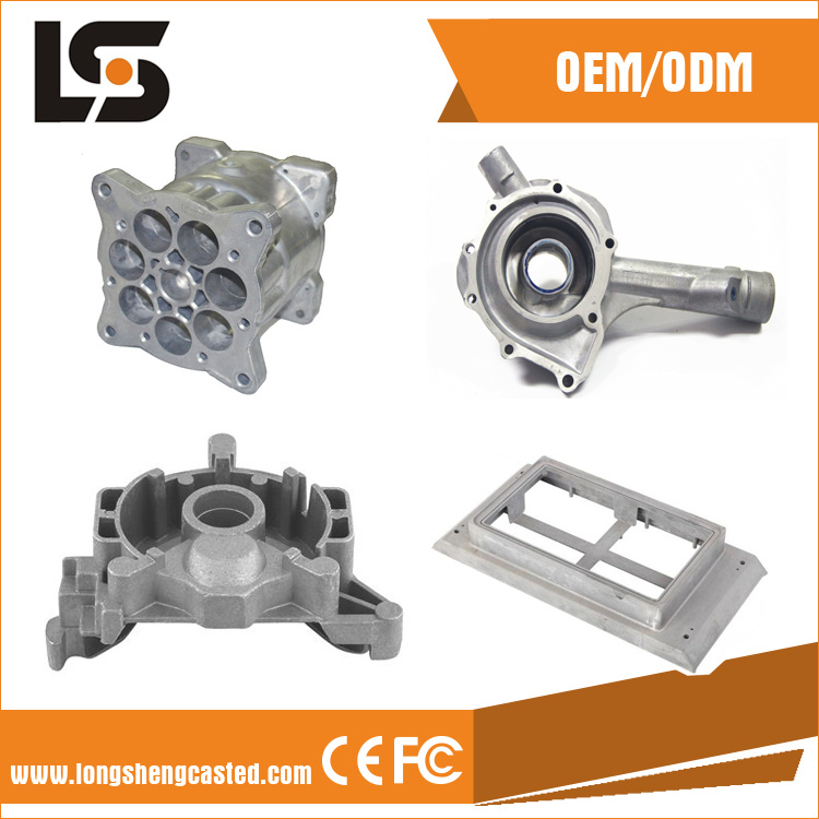 20 Years Experience Professional OEM ODM Aluminum Die-Casting Factory in China Any Design