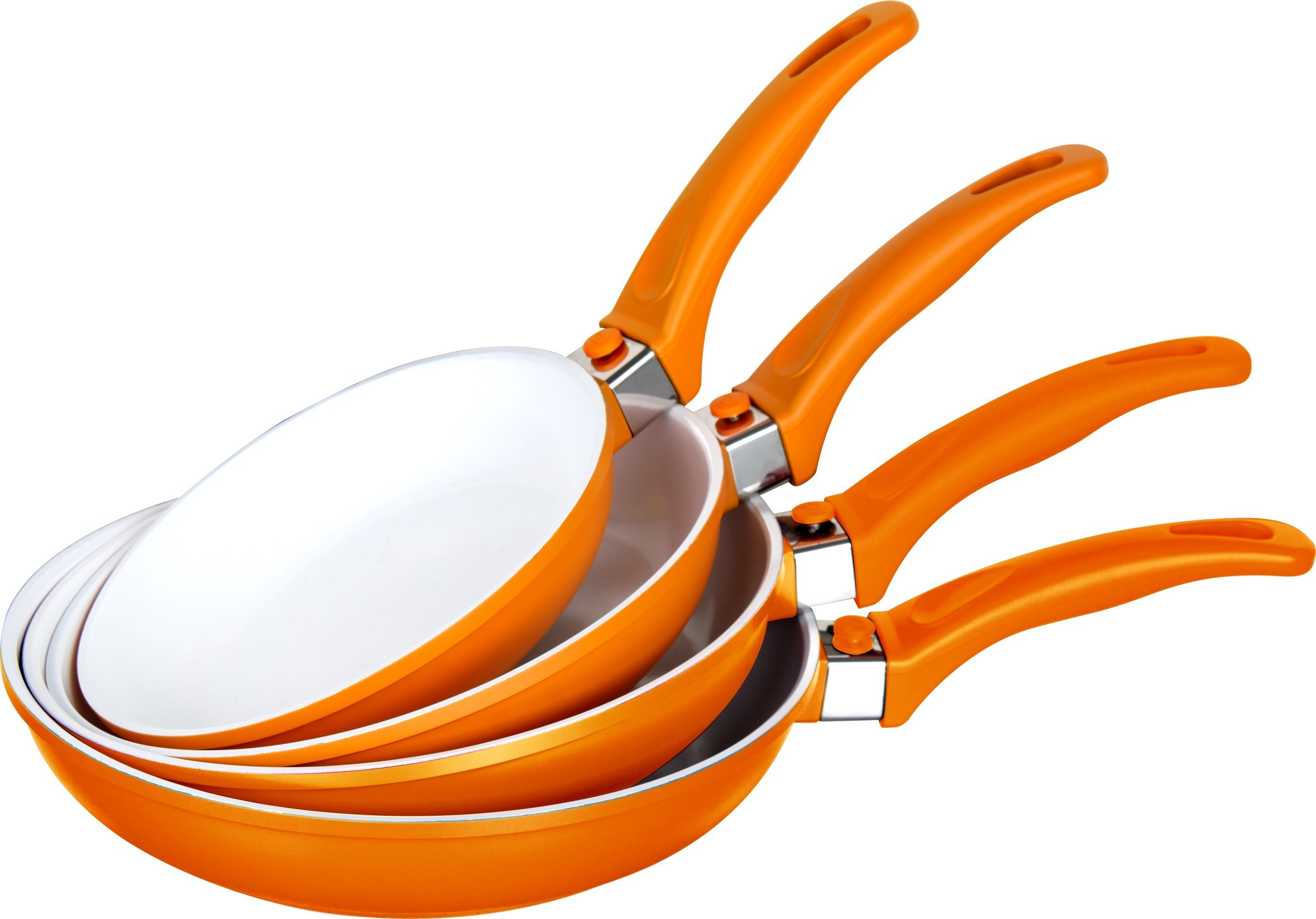 Hot Sale Cast Aluminum Frypans