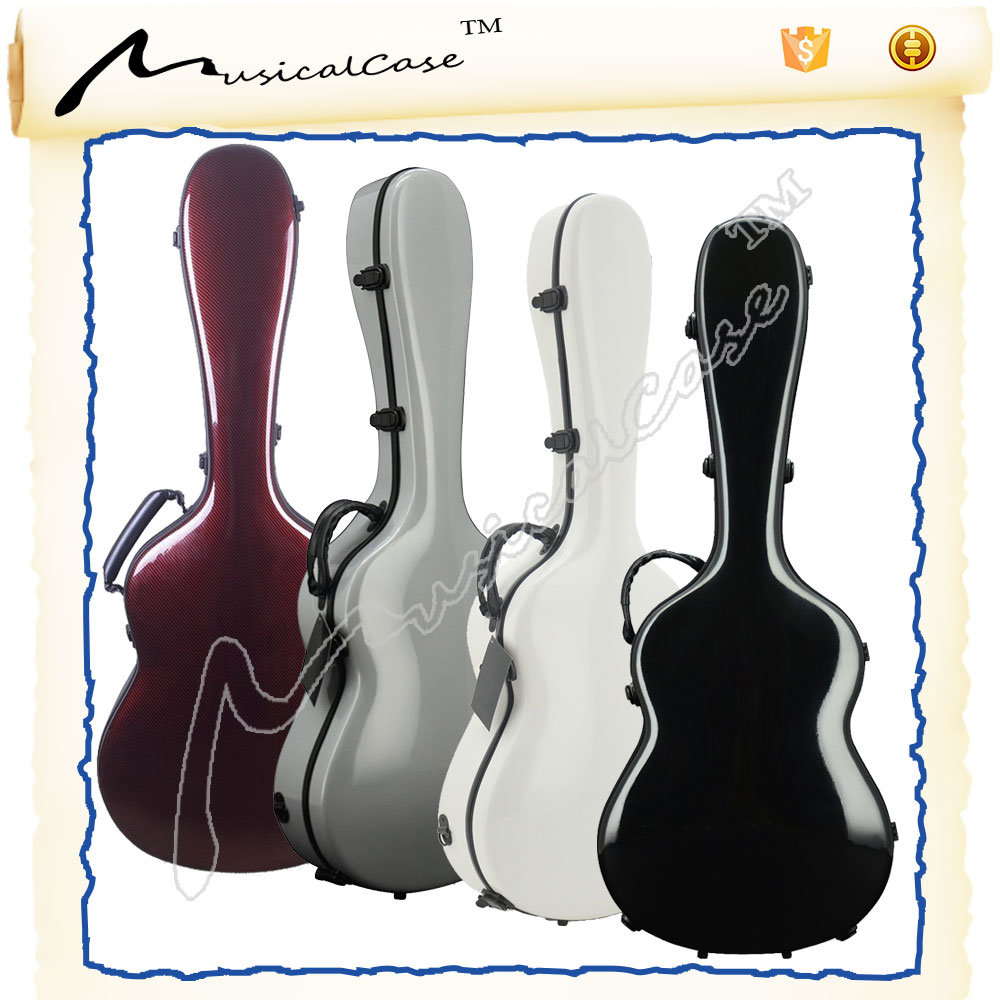 High Quality Fiberglass Acoustic Guitar Case