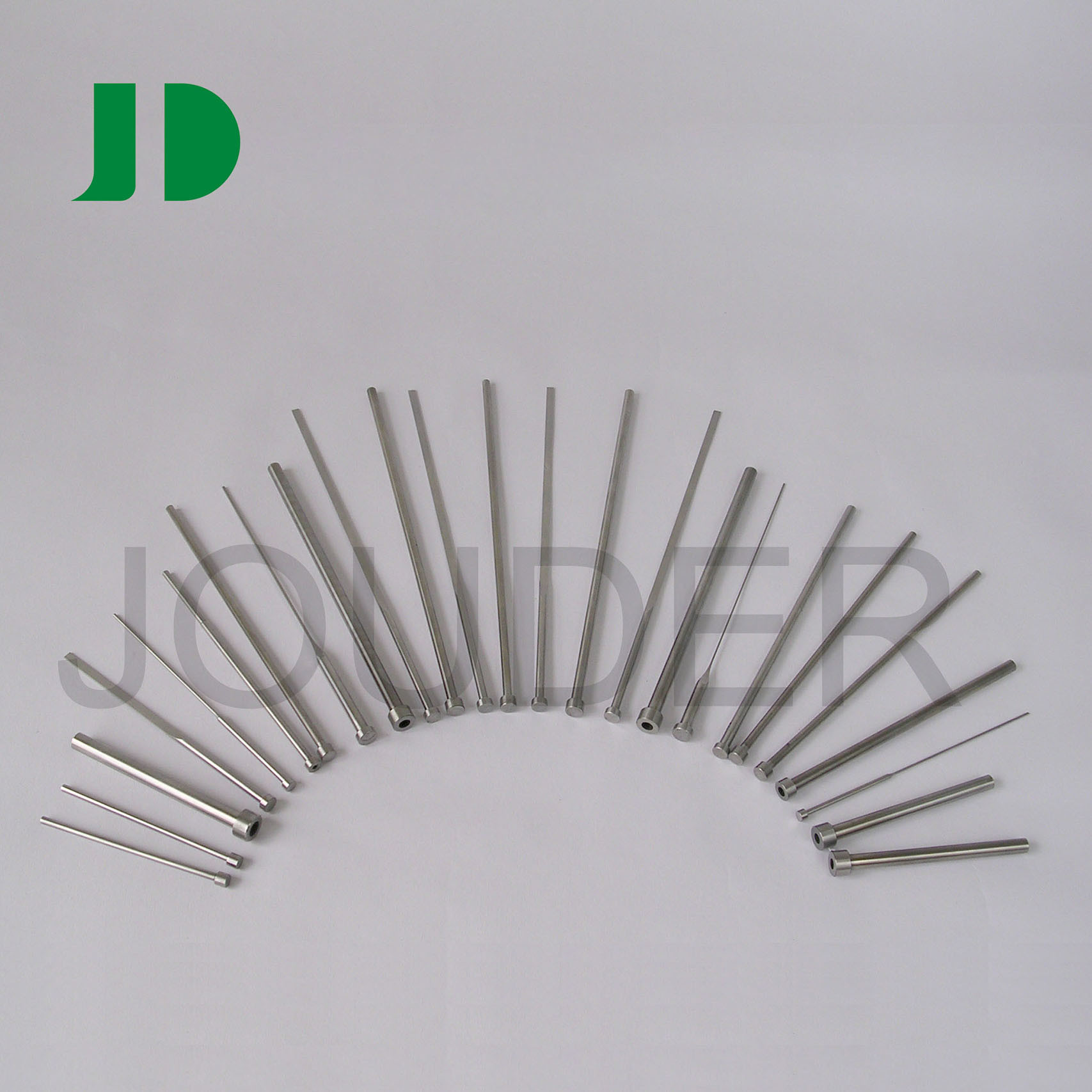 Plastic Mold DIN1530 H13 1.2344 SKD61 Nitrided Ejector Pin