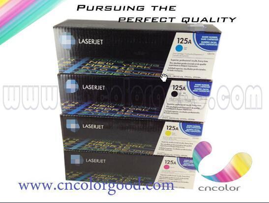 OEM Packing 260A/410A/210A/310A/320A/530A/540A/250A/380A Original Color Laser Toner Cartridge