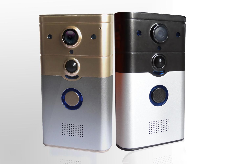 Sky Doorbell HD 720p Best Smart Ring Home Security Kit New WiFi Wireless Digital Video Door Phone