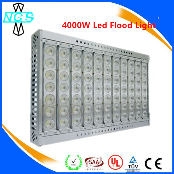 2000W LED Flood Light, High Power Lamp