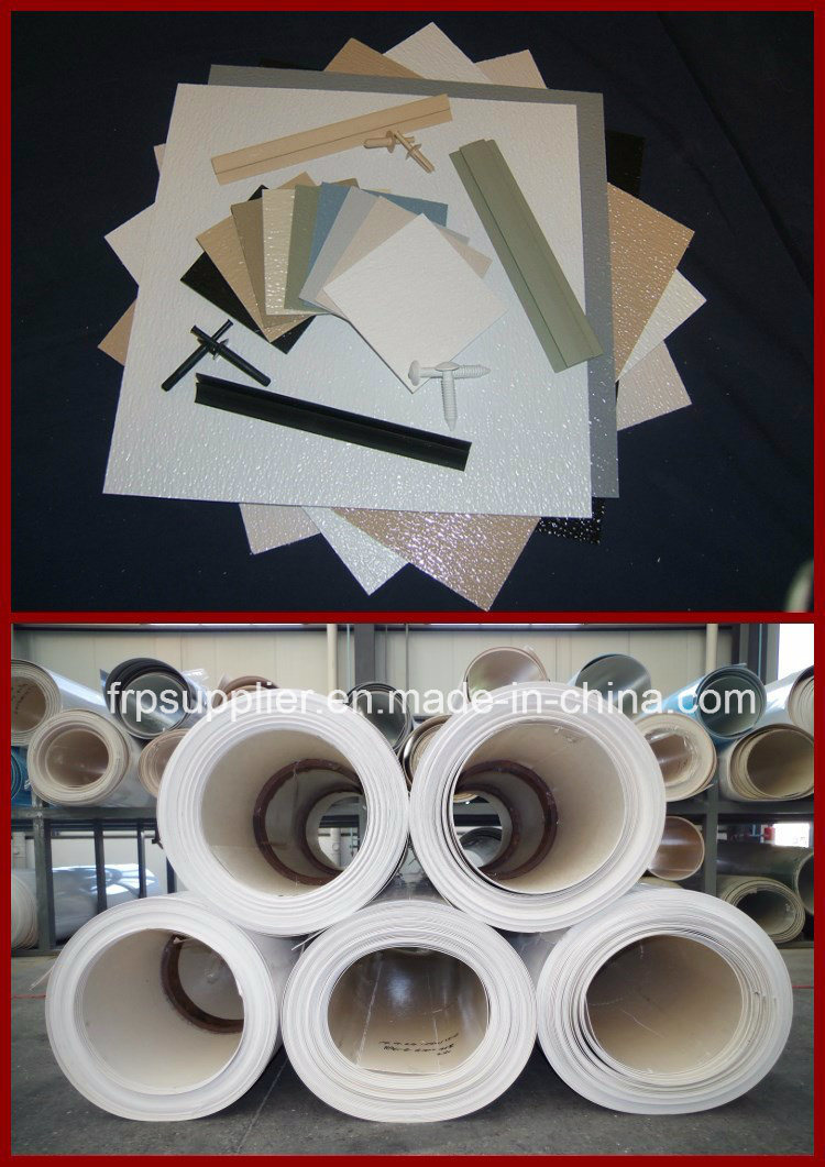FRP Anti-Slip Sheet in Roll