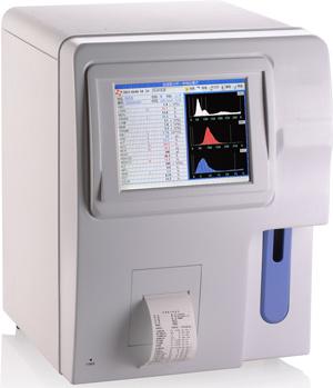 3-Part Auto Cbc Hematology Analyzer