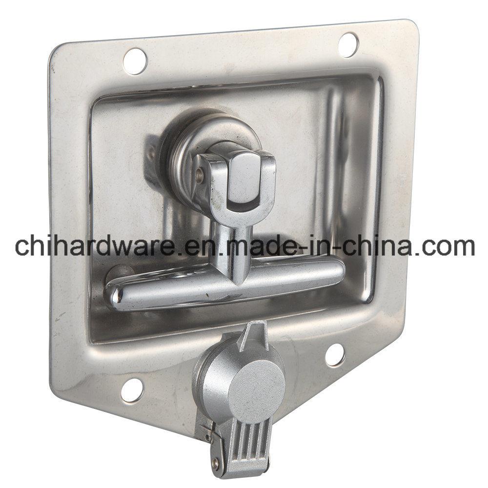 Stainless Steel Padlockable Paddle Lock for Rental Generator
