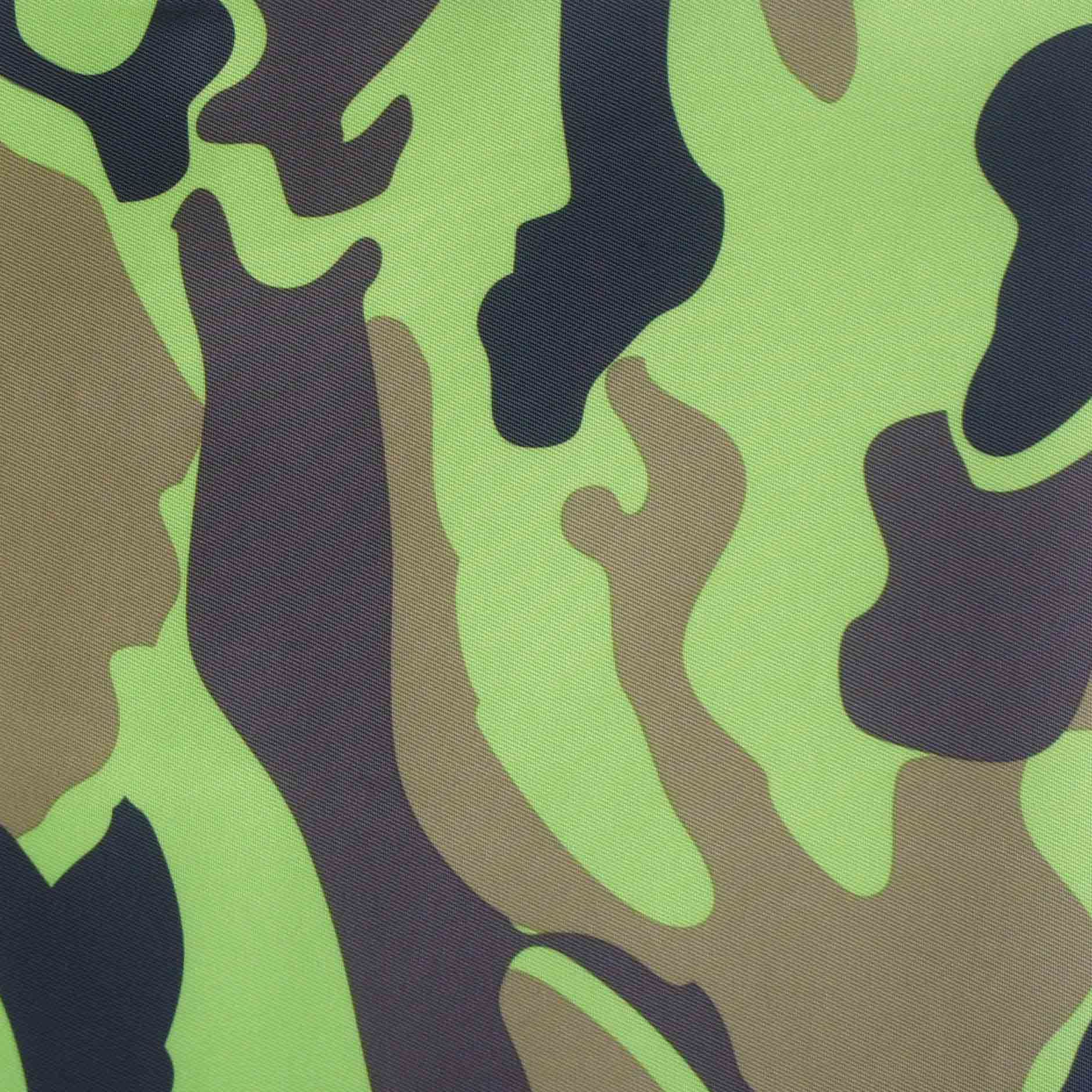 Polyester 600d Oxford Printing Camouflage Fabric for Military