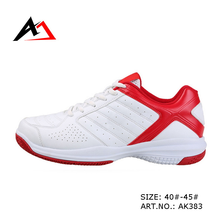Sports Tennis Shoes Outdoor Badminton Footwear for Men Shoe (AK383)